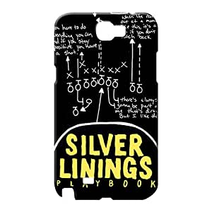 samsung note 2 Collectibles Covers Protective Cases phone back shells silver linings playbook