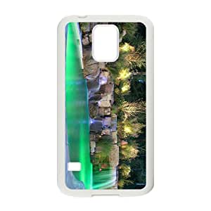 Swimming Scenery Hight Quality Case for Samsung Galaxy S5