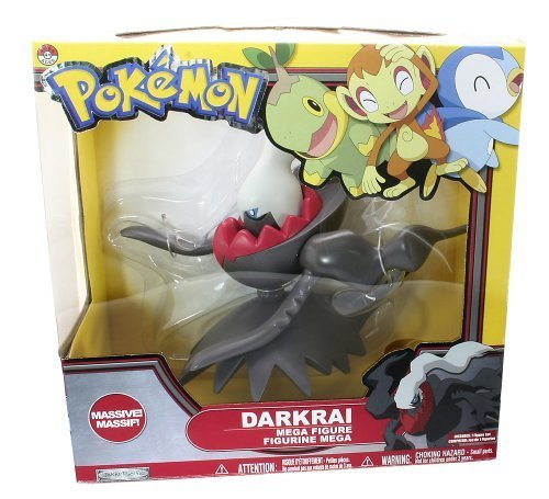 Pokemon Diamond and Pearl Exclusive Legendary 10 Inch Massive Action Figure -