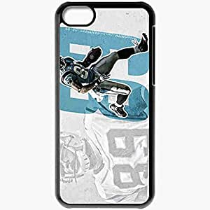 Personalized iPhone 5C Cell phone Case/Cover Skin 14286 steve smith Black