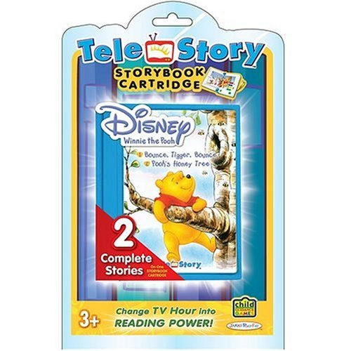 (Storybook Cartridge: Pooh / For TeleStory Console System)