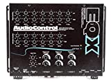 AudioControl EQX BLACK Trunk Mount Equalizer with Crossover