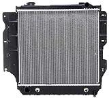 #9: Prime Choice Auto Parts RK782 Aluminum Radiator