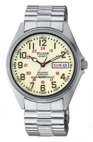 railroad dial watch - 7