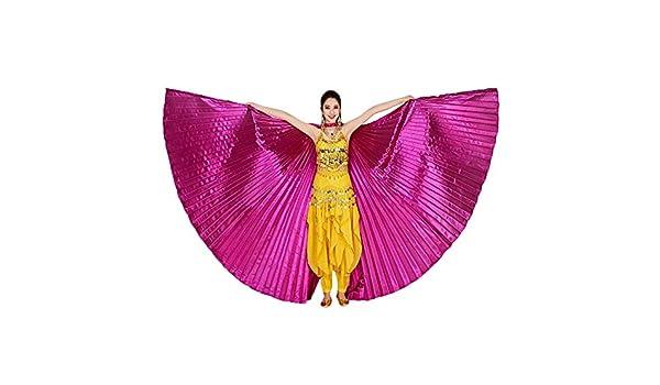 YWLINK Mujer 360 Grados Rendimiento Al Aire Libre Egipto Belly ...