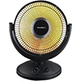 Homebasix Parabolic Oscillating Heater DF1015