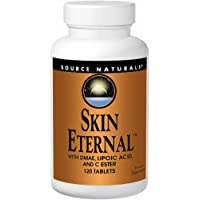 SOURCE NATURALS Skin Eternal Tablet, 60 Count