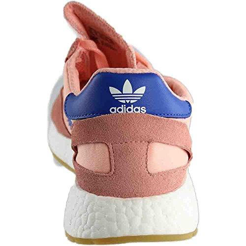 Adidas Donna Iniki Runner W Rosa Foschia Blu Corallo Gomma Foschia Corallo / Blu