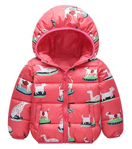 4b8c9f086ef1 Jual AIEOE Baby Boys Girls Down Coat Winter Cartoon Warm Hoodied ...