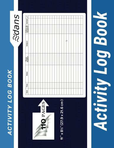 Activity Log Book: dans 11