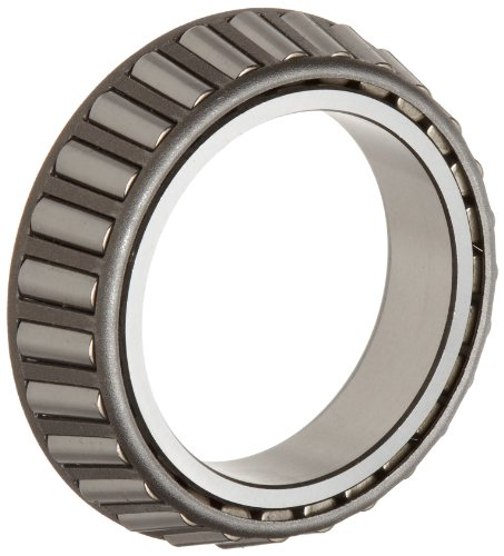 Timken 29685 Tapered Roller Bearing, Single Cone, Standard Tolerance, Straight Bore, Steel, Inch, 2.8750
