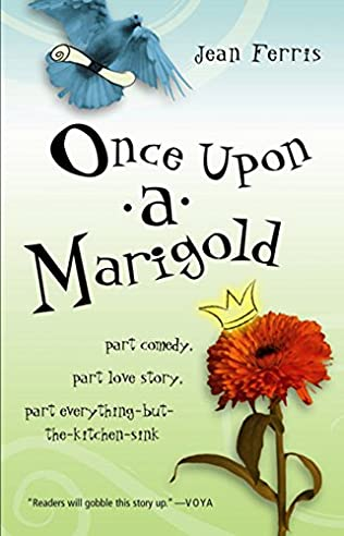 book cover of Once Upon a Marigold