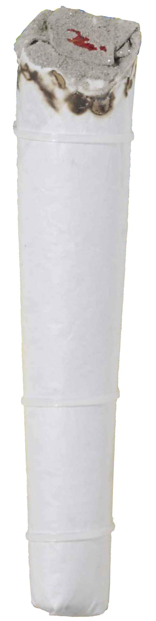 Forum Novelties The Big Smoke - Polyester, White, Standard Size