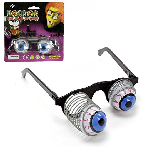 Halloween Party was a Surprise to the Eye Ball Party Glasses -