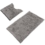 Sunnyglade Bathroom Contour Rugs Combo, Set of 2 - Best Reviews Guide