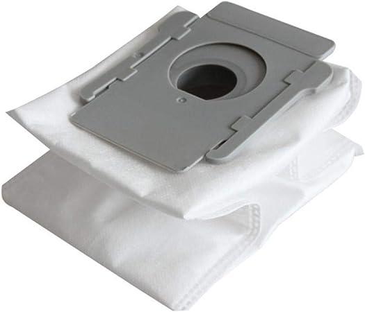 Sue-Supply Piezas De Repuesto Robot De Base Limpia Bolsas Automáticas De Eliminación De Suciedad para IRobot Roomba S9 I7 I7 + / I7 Plus E5 E6 E7 Aspiradora: Amazon.es: Hogar