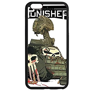 Iphone 6 Plus Comics The Punisher Wallpaper Background And Lock