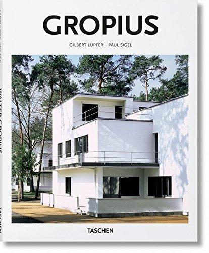 Gropius Tapa dura – 14 feb 2017 Gilbert Lupfer Peter Gössel Taschen 3836564629