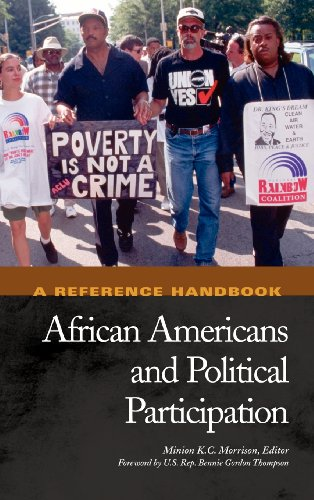 Search : African Americans and Political Participation: A Reference Handbook (Political Participation in America)