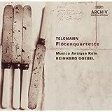 Telemann: Flötenquartette (flute quartets)