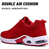 CASMAG Womens Casual Athletic Sneakers Knit Running
