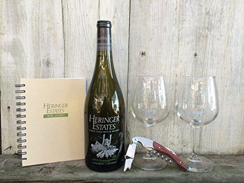 Heringer Estates 2015 Chardonnay Gift Pack
