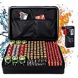 Fireproof Battery Organizer Storage Box Fireproof