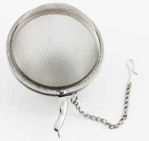 Home Value 10 Count Stainless Steel Mesh Tea Ball by V & H