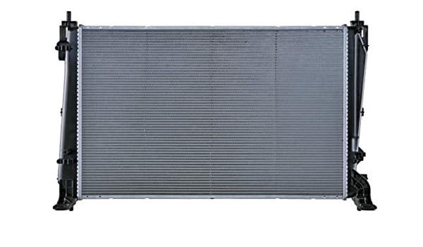 refrigeraci/ón del motor BEHR HELLA SERVICE 8MK 376 754-464  Radiador