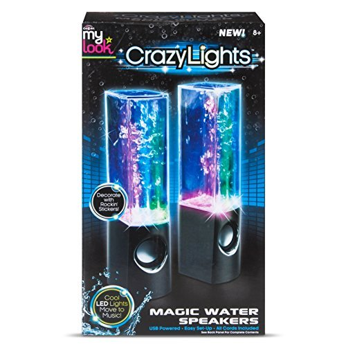 My Look Crazy Lights Magic Water Speakers (Speaker) by Unknown