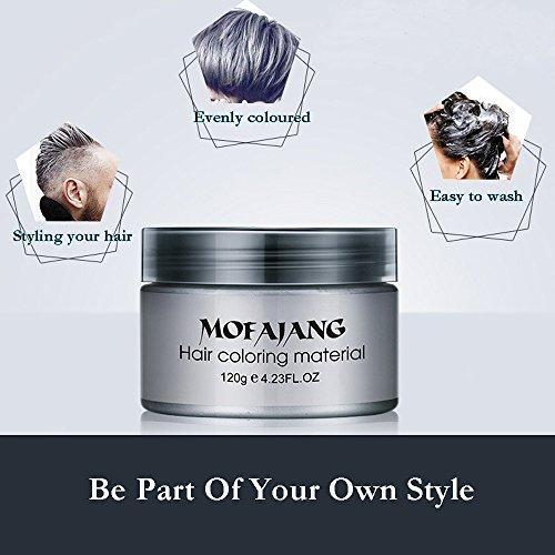 mofajang hair color wax review