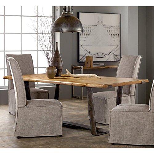 (Hooker Furniture Live Edge Dining Table)