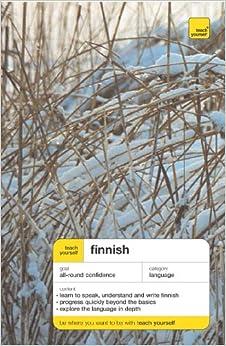 Book Teach Yourself Finnish