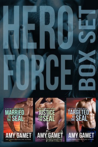 HERO Force Box Set: Books Four - Six cover