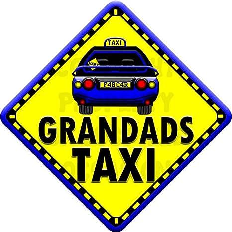 GRANDADS TAXI (de la muestra del bebé al igual que la plataforma con ruedas para cochecito) personaliseitonline ...