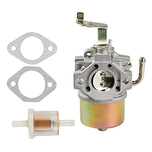 Hilom Carburetor having gaskets fuel form of filtration for Subaru Robin EY28 EY 28 RGX3500 RGX3510 Generator Gas Engine Replaces 234-62551-00 234-62502-00 Valuable Price