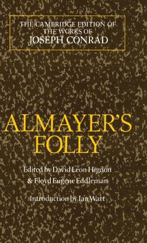 book cover of Almayer\'s Folly