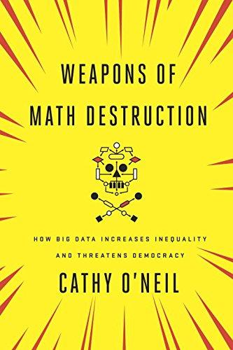 Image result for weapons of math destruction