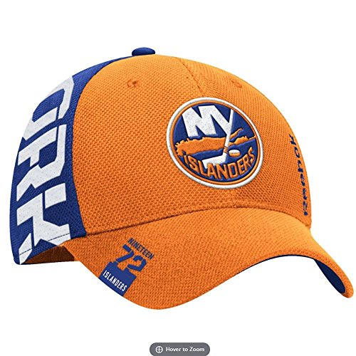Men's Reebok 2016 NHL Draft Flex Fit Hat (L/XL, M671 New York Islanders) - New York Islanders Visor