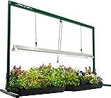Jump Start 4' T5 Grow Light System (Stand, Fixture & Tube)