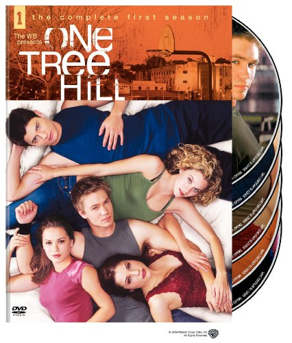 DVD : One Tree Hill: The Complete First Season (Full Frame, , Repackaged, 6 Disc)