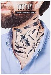 Tattly Temporary Tattoos Tool Set, 1 Ounce