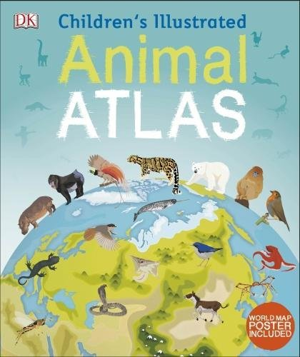 Buy childrens illustrated animal atlas book online at low prices in buy childrens illustrated animal atlas book online at low prices in india childrens illustrated animal atlas reviews ratings amazon gumiabroncs Gallery