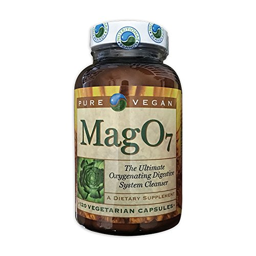 Pure Vegan Digestive Cleanser Capsules