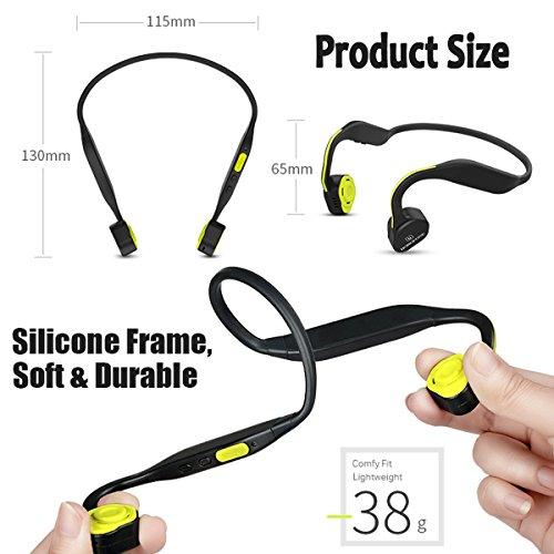 Design of Borofone Wireless Bone Conduction In-Ear Headphone