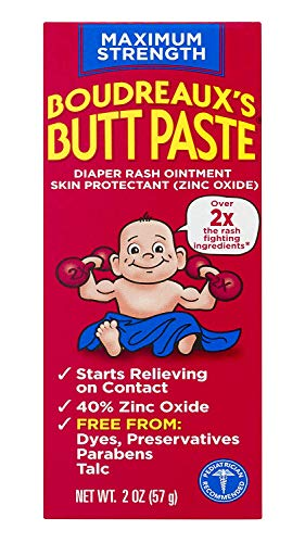 Most Popular Diaper Creams