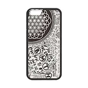 iPhone 6 Hard Case,BMTH Bring Me to The Horizon Snap-on Protective Hardshell Cover Case for iPhone 6 (4.7 inch) hjbrhga1544