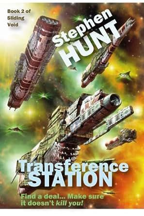 Amazon.com: Transference Station (novella 2 of the Sliding ...
