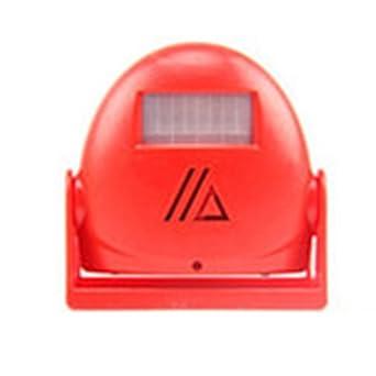 Timbre de puerta con sensor de infrarrojos, timbre con sensor de dispositivo electrónico, tienda
