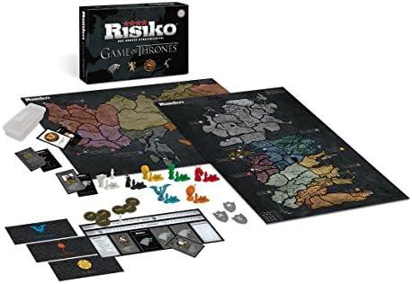Riesgo - Juego de Mesa Alemán - Game of Thrones: Amazon.es: Juguetes y juegos